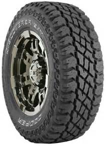 Cooper Truck All Terrain Tires Cooper Tire Unveils New All Terrain And Road Tire