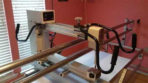 Innova Longarm Quilting Machine by Usedin26