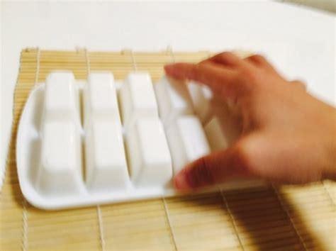 Cetakan Es Batu Bentuk Bola Besar Tidak Mudah Cair Isi 4pcs Hh Tyjj inilah cara praktis membuat sushi dengan cetakan es batu kawaii japan