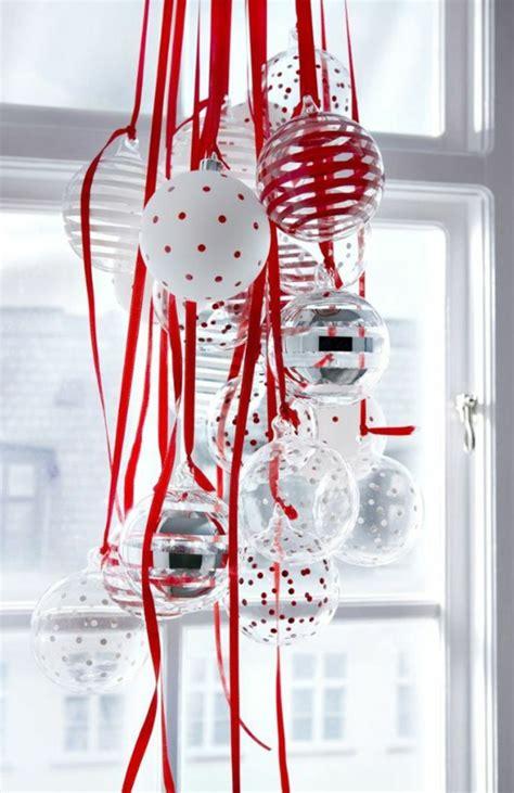 fensterdeko weihnachten kugeln fensterdeko f 252 r weihnachten wundersch 246 ne dezente und