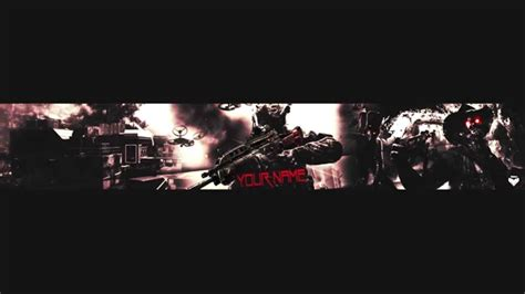 black ops 2 channel newhairstylesformen2014 black ops 2 banner template