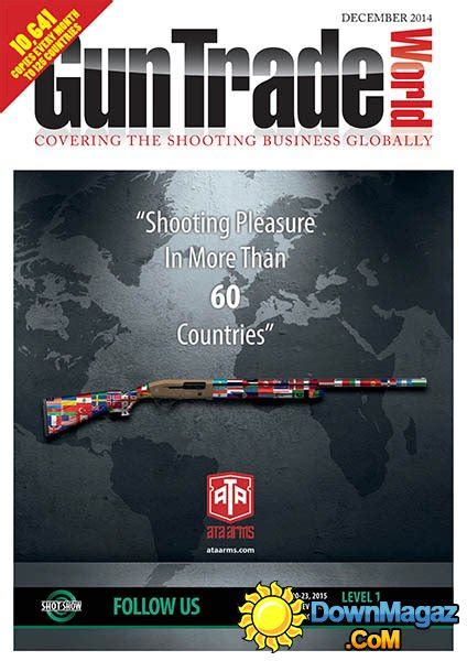 Kaos Fitness World Graphic 7 gun trade world december 2014 187 pdf magazines