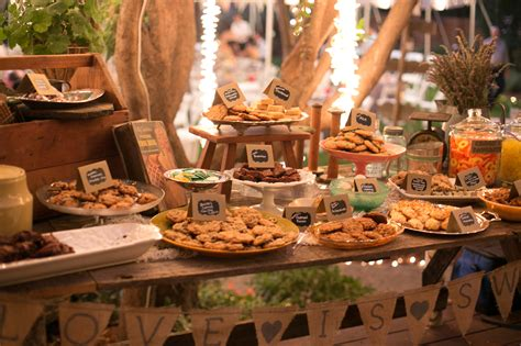 Diy Backyard Bbq Wedding Reception Snixy Kitchen Backyard Bbq Reception Ideas