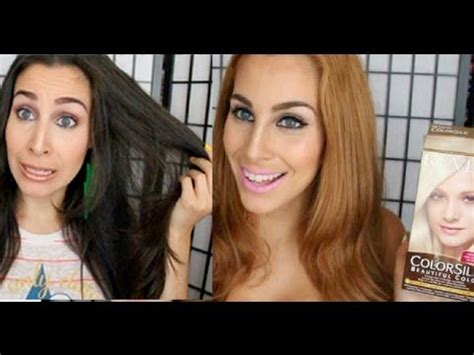 from dark to light hair without any breakage the olaplex dark to blonde hair no damage no bleach youtube