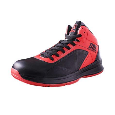 Sepatu Basket Ardiles Dbl jual ardiles dbl fundamental basket shoes hitam