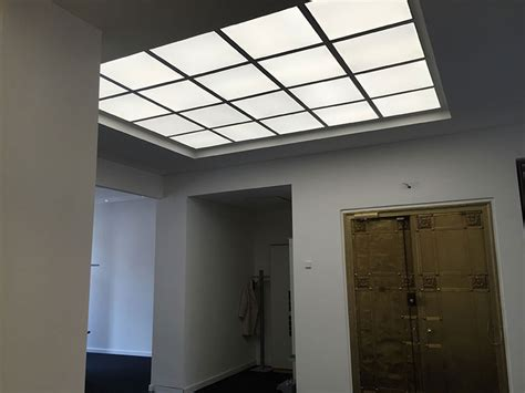 galerie led beleuchtung
