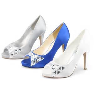shoezy womens satin pumps wedding bridesmaid dress