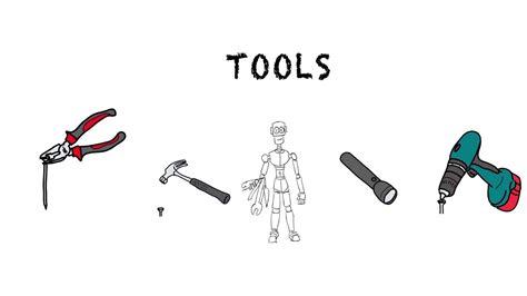 imagenes infantiles herramientas aprende ingl 233 s las herramientas en ingl 233 s videos