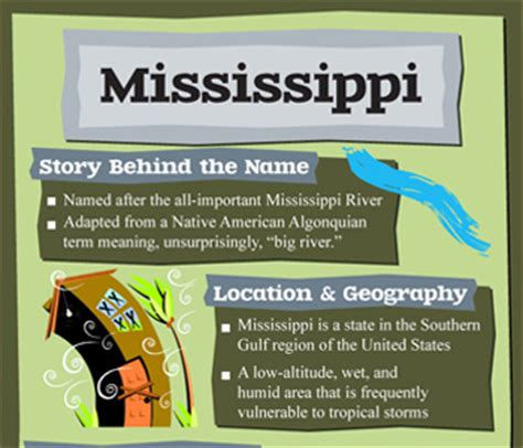 mississippi facts facts about mississippi