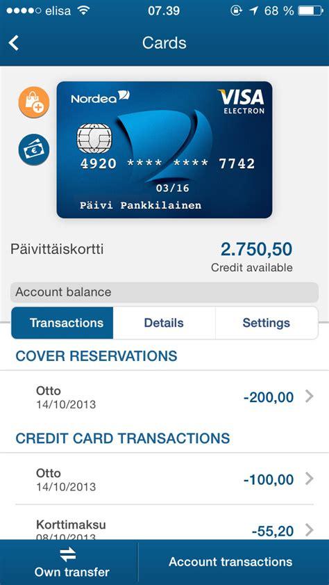 netbank mobile nordea mobile bank finland apps 148apps