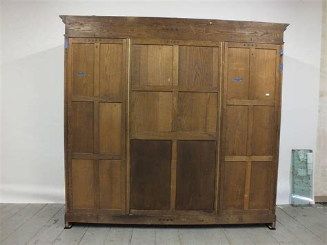 antique large louis xvi armoire or wardrobe for