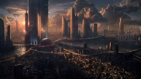 Sci Fi by Sci Fi Wallpapers Best Wallpapers