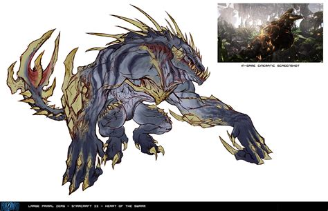 starcraft 2 concept art 301 moved permanently