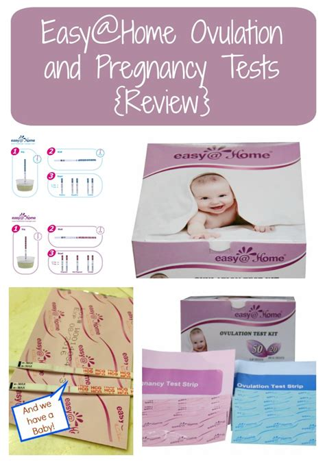 easy home ovulation and pregnancy tests review simply