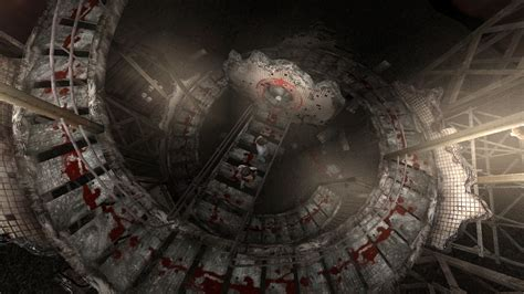 Stairway To Darkness Rug by Spiral Staircase Silent Hill Wiki Fandom Powered By Wikia
