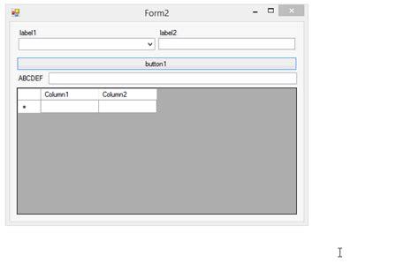 qt table layout panel ajustando o formul 225 rio dependendo da resolu 231 227 o no windows