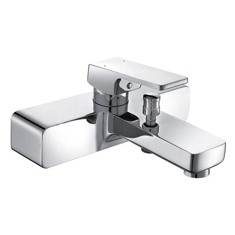 bathroom wall mixer rex2100 bath mixer bacera