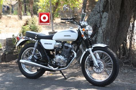 Modifikasi Motor Classic by Honda Tiger Modif Classic Motorwallpapers Org
