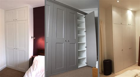 Bespoke Built In Wardrobes by Fitted Wardrobes And Bookcases In Shelving And