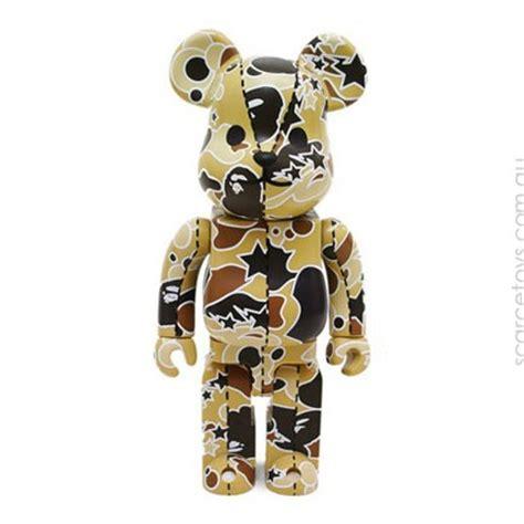 Bape X Bearbrick Fulltag Hangtag medicom bearbrick a bathing ape bape 400 brown figure