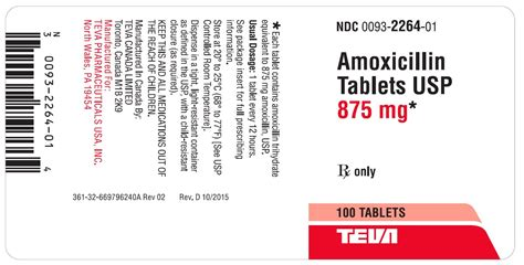 Amox Clav Shelf by Amoxicillin 875 What Is It Used For Cibacene 5 Mg Comprim 233