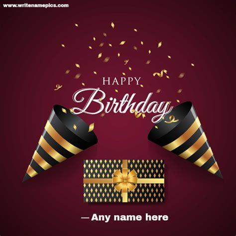 amazing happy birthday wishes card