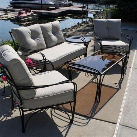 the hudson seating collection by lyon shaw patio