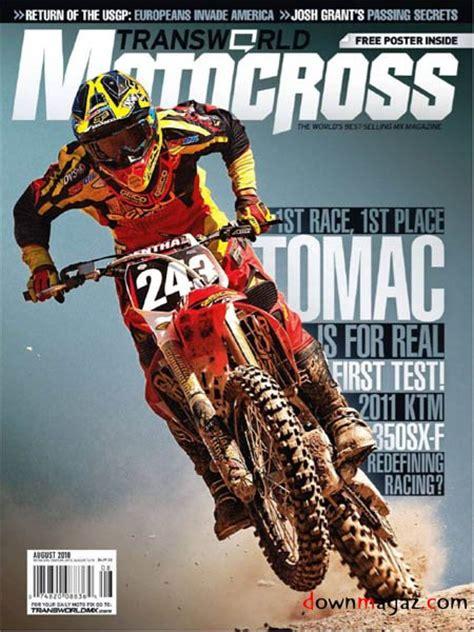 transworld motocross magazine transworld motocross august 2010 187 pdf