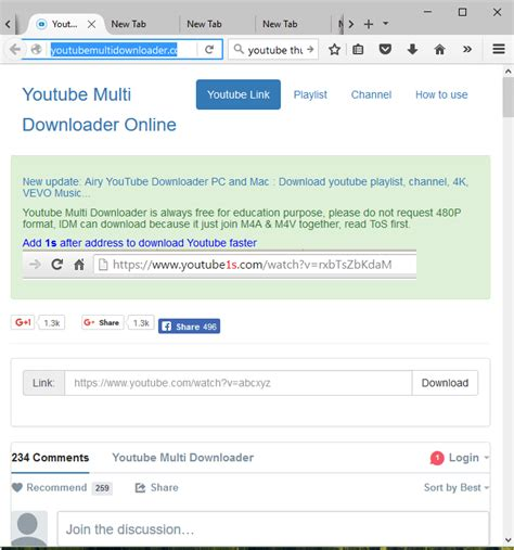 download youtube via web how to download a complete youtube playlist using idm