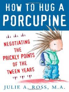 no hugs for porcupine books eight helpful books on parenting tweens and