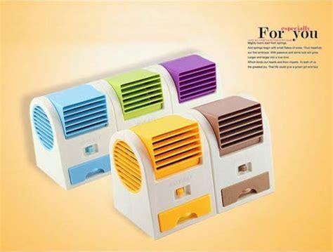 Kipas Angin Pakai Air Es ac mini fragrance fan kipas tanpa baling kipas aroma terapi barang unik kado ulang
