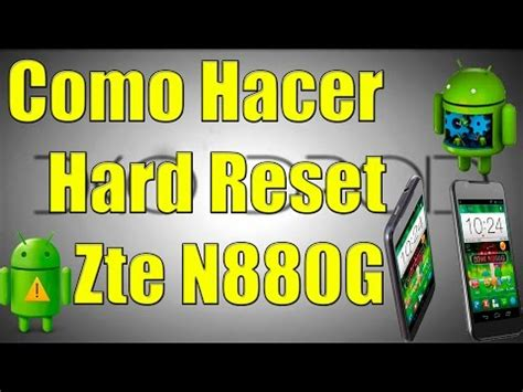 reset t3020 zte n800 video clips