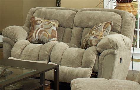 Catnapper Loveseat Recliner by Catnapper Tundra Rocking Reclining Loveseat By Oj Commerce