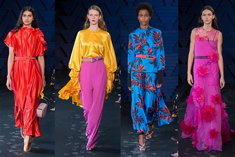 biggest trends of spring 2018 fashion magazine top shows and hot trends at london fashion week spring
