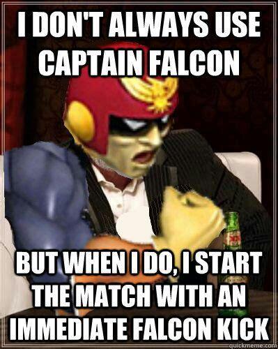 Captain Falcon Memes - captain falcon memes smash amino
