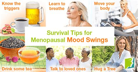 does menopause cause mood swings survival tips for menopausal mood swings