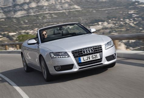 How Much Is An Audi A5 by Audi A5 Cabriolet Review 2009 2017 Parkers