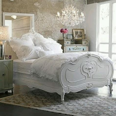 stunning french country cottage style bedroom interior