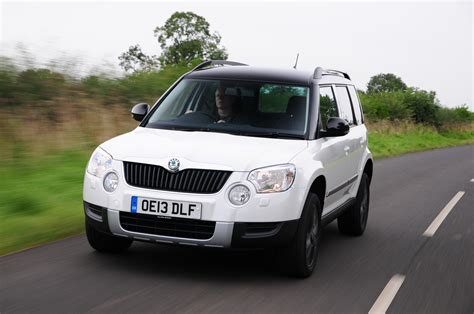 skoda yeti adventure review auto express