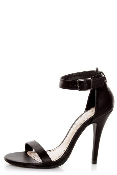 black ankle sandal heels enzo 01n black ankle sandal heels 26 00
