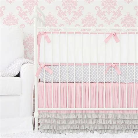 Tutu Crib Bedding 1000 Ideas About Tutu Crib Skirt On Pinterest Tulle Baby Shower Tulle Table Skirt And Tulle