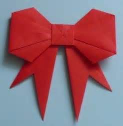 Origami Bow And Arrow - 25 unique paper bows ideas on paper