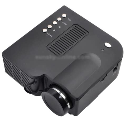 Memory Card V Usb Domino 20 Usb Flashdisk 8 Gb unic p led projector 40 ansi lumens 1080p support usb flash disk sd card uc20 black