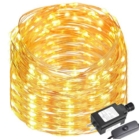 buy starry string lights buy 200 leds outdoor string light 65ft 20m waterproof