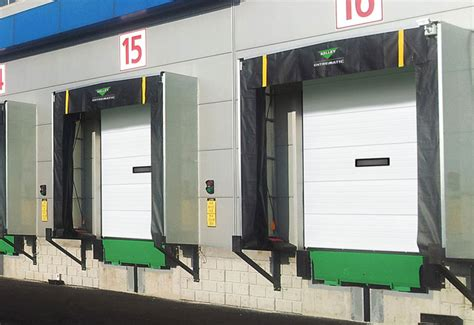 Insulated Sectional Overhead Doors by Sectional Overhead Doors Kelley Entrematic Dock Solutions