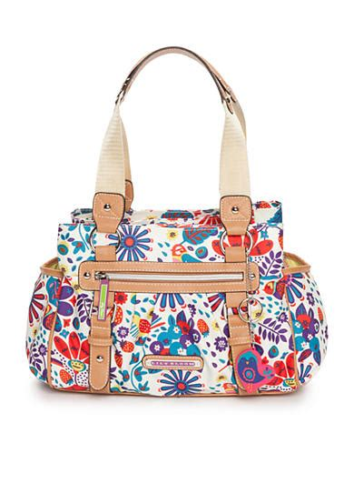 lily bloom triple section satchel lily bloom landon triple section satchel belk