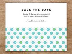The Date Calendar Card For Bridesmaid Box Free Template by Save The Date Pdf Template Peacock