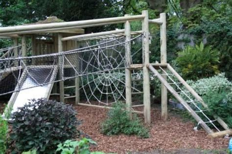 the most amazing website for wooden climbers swings