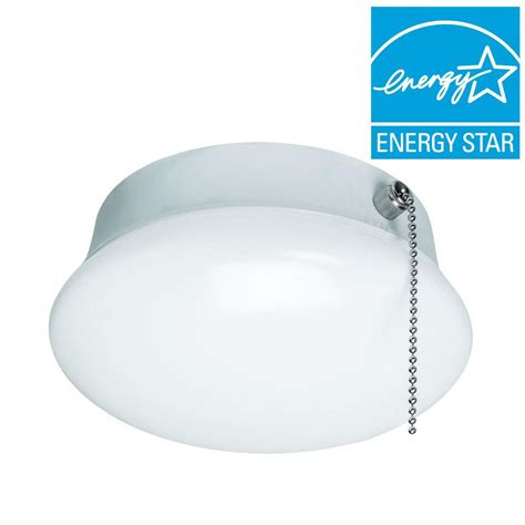 led pull chain light upc 849489000114 commercial electric ceiling mounted