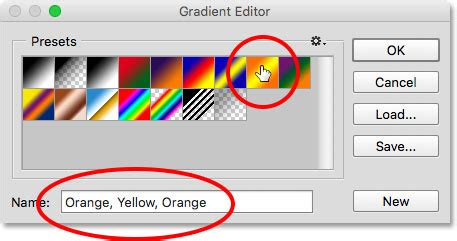 click on a thumbnail below to select a larger image that how to use the gradient editor in photoshop